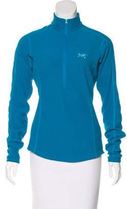 Arc'teryx Pullover Fleece Sweatshirt