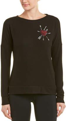 Betsey Johnson Performance Applique T-Shirt