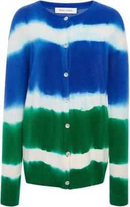 Prabal Gurung Ombre Tie Dye Cardigan