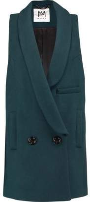 Milly Lindsey Wool-Blend Gilet