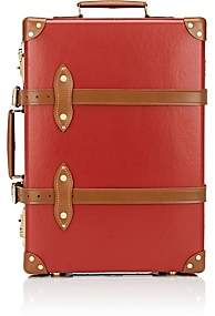 """Globe-trotter Men's Centenary 20"""" Carry-On Trolley - Red"""