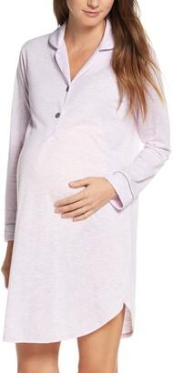 Belabumbum Maternity/Nursing Nightshirt