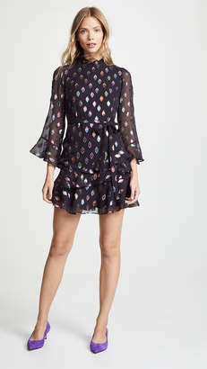Saloni Marissa Mini Dress