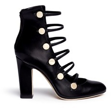 Jimmy Choo Jimmy Choo 'Venice' button caged leather boots
