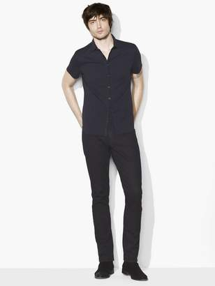 John Varvatos Short Sleeve Knit Shirt