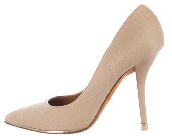 Givenchy Apache Calf Pointed-Toe Pumps