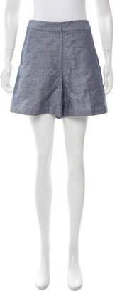Jason Wu Grey by High-Rise Mini Shorts w/ Tags