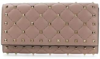 Valentino Rockstud Spike wallet