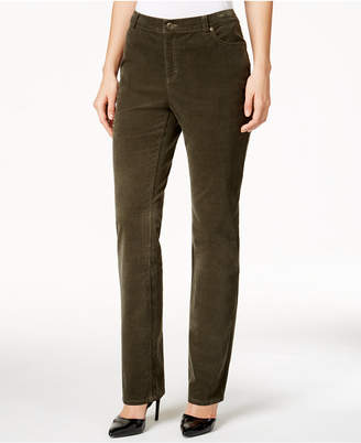Charter Club Lexington Corduroy Straight-Leg Pants