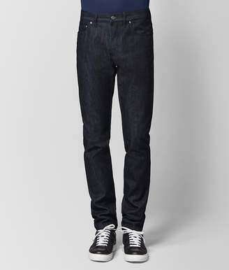 Bottega Veneta DARK NAVY DENIM PANT