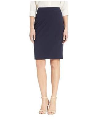 Jones New York Washable Suiting Pencil Skirt
