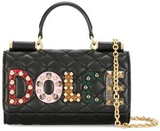 Dolce & Gabbana mini Von wallet bag