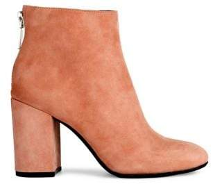 Kenneth Cole New York Caylee Suede Booties