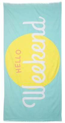 """Nordstrom Rack Printed Beach Towel - 40\""""x70\"""""""