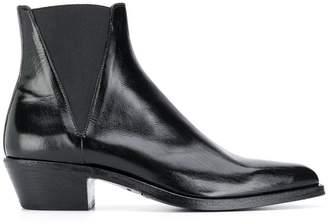 Saint Laurent Dakota chelsea boots