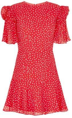 Keepsake The Label Moonshine Polka Dot Mini Dress