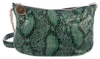 Stella McCartney Alter Snake Crossbody Bag