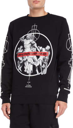 Marcelo Burlon County of Milan Fainu Crew Neck Pullover