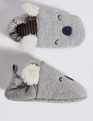 Marks and Spencer Baby Animal Pram Shoes