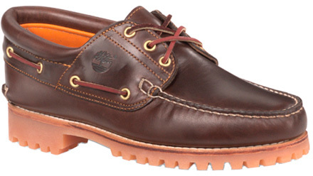 Timberland Men's Timberland Traditional Handsewn 3-Eyelet Classic Lug