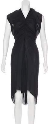Isabel Marant Silk Midi Dress w/ Tags