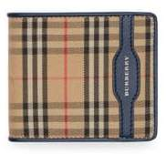 Burberry 1983 House Check Billfold Wallet