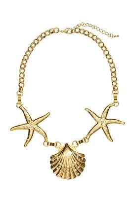 H&M Short Necklace - Gold-colored - Women