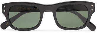 Moscot Nebb Square-Frame Acetate Sunglasses