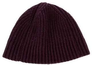 Dries Van Noten Knit Wool Beanier