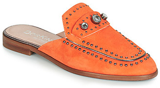 Dorking 7783 women's Mules / Casual Shoes in Orange