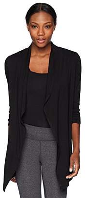 Andrew Marc Performance Women's Long Sleeve Cardigan