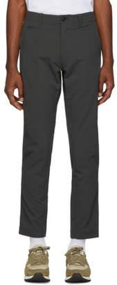 Nanamica Grey Club Trousers