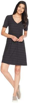 Three Dots Space Dye Jersey T-Shirt Dress Women's Dress