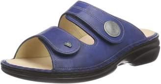 Finn Comfort Womens 2550 Sansibar Missouri Leather Sandals 40 EU