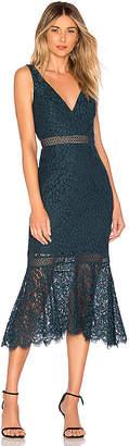 Bardot Sienna Trumpet Dress