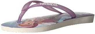 Havaianas Girls Slim Flip Flop Sandals