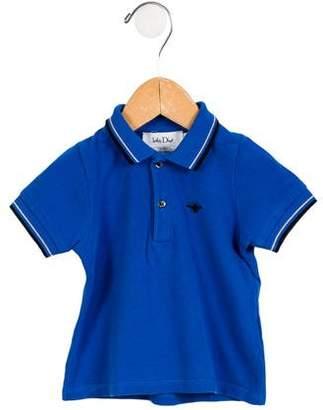 Christian Dior Boys' Polo Shirt