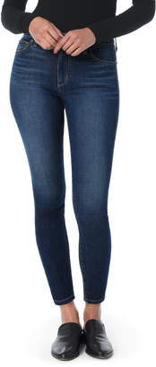 Joe's Jeans Hi Rise Honey Curvy Skinny Ankle Jeans