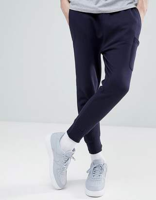 Le Breve Double Drop Crotch Joggers