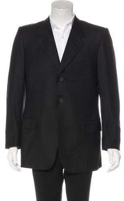 Saint Laurent Wool & Cashmere Blazer