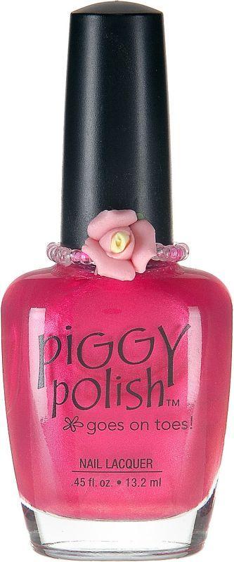 Piggy Polish Nail Laquer