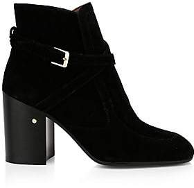 Laurence Dacade Women's Tonia Suede Ankle Boots