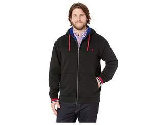 Polo Ralph Lauren Big Tall Classic Athletic Sherpa Lined Fleece Full Zip