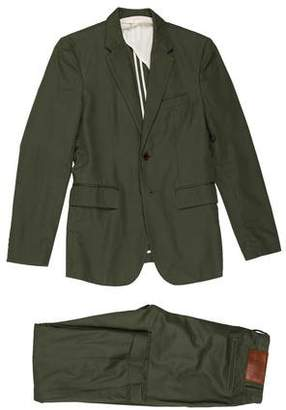 Shipley & Halmos Notched-Lapel Two-Piece Suit
