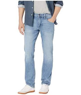 Hudson Jeans Blake Slim Straight Zip Fly Jeans in Stiles