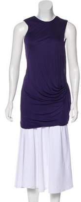 Doo.Ri Sleeveless Drape Top w/ Tags