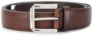 Brunello Cucinelli metal buckle belt