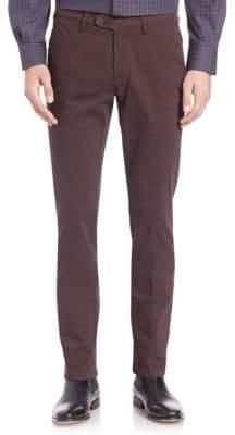 Saks Fifth Avenue Cotton-Blend Jeans