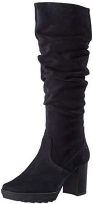 Gerry Weber Women's Vando 05 Ankle Boots Blue Size: