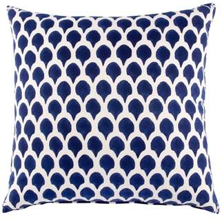 Nadole Indigo Accent Pillow